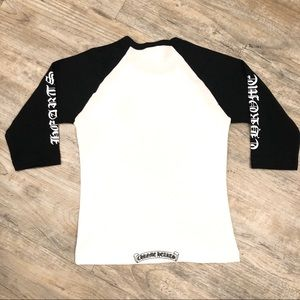 Chrome Hearts Shirts & Tops - NWT Chrome Hearts Authentic Unisex long sleeve